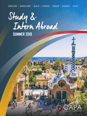 Summer Brochure 2019 cover
