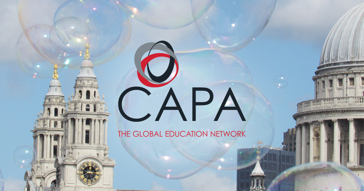 Intern Abroad This Summer With CAPA